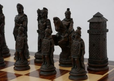 Roman Chessmen Russet Brown2