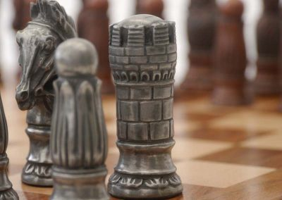 Victorian Chessmen Metallic2